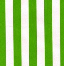 50x120cm Restje Mexicaans tafelzeil strepen groen