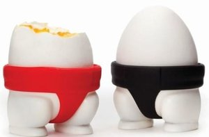 Sumo Eggs eierdop set