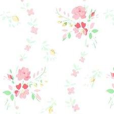 Plakfolie brocant roosje roze