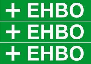 Sticker EHBO