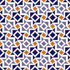 Tegelstickers Arabische tegels Agadir c1