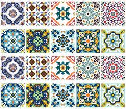 Tegelstickers Arabisch 10 stuks (10x10cm)
