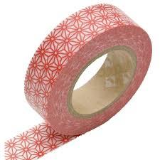 MT Masking tape asanoha shuaka