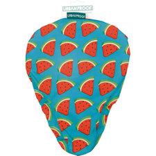 Zadelhoesje Urban Proof watermeloenen blauw