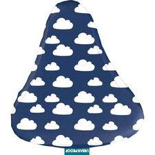 Zadelhoesje Urban Proof wolken blauw