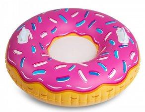 Donut zwemband met dichte bodem / snow tube