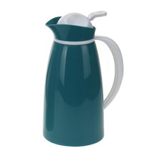Thermoskan 1 liter turquoise