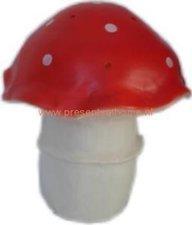 Figuurlamp paddenstoel met kraag