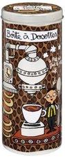 Blik voor koffiepads Derriere La Porte