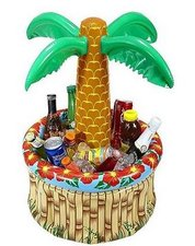 Opblaasbare palmboom drank koeler 60cm
