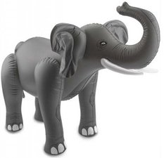 Opblaasbare olifant 75x60cm