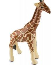 Opblaasbare giraffe 74x65cm