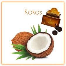 Jadebird waterpijp kooltjes kokos (1 rol)