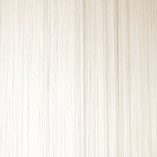 Draadjesgordijn wit 100x250cm