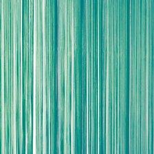 Draadjesgordijn zeegroen 100x250cm