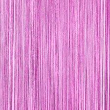 Draadjesgordijn violet 100x250cm