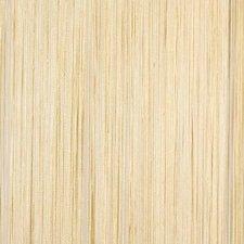 Draadjesgordijn beige 90x200cm