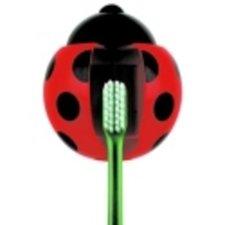 Tandenborstelhouder lieveheersbeestje