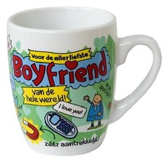 Mok Voor de allerliefste Boyfriend