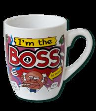 Mok I'm the Boss