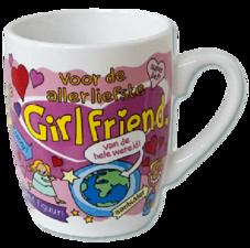 Mok Voor de allerliefste Girlfriend