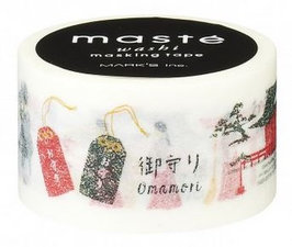 Masking tape Masté Japan