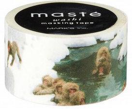 Masking tape Masté bavianen