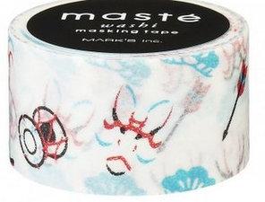 Masking tape Masté kabuki