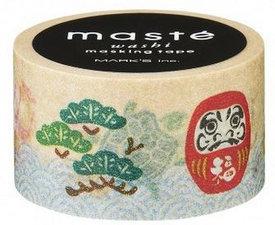 Masking tape Masté lucky charm