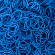 200 Loombands donkerblauw