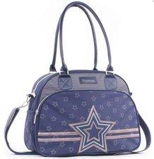 Luiertas kidzroom Shining Star blue