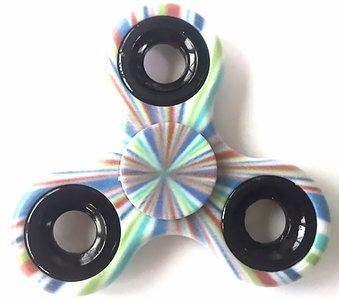 fidget spinner stripes