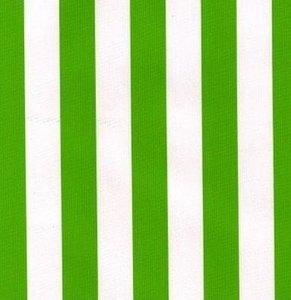 Mexicaans tafelzeil strepen groen
