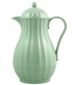 thermoskan mint groen