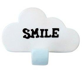 Wandhaak smile (cloud serie)