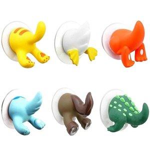 wandhaken dieren staarten