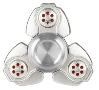 Fidget spinner metaal luxe
