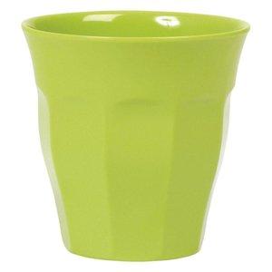 Beker melamine groen