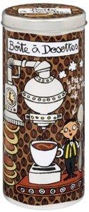 koffieblikje blik koffiepads