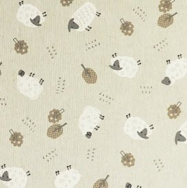 tafelzeil schapen wasbaar