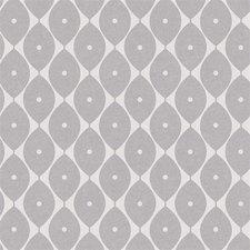 SALE tafelzeil abstracte ovaaltjes grijs 160x140cm