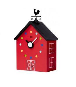 koekoeksklok modern boerderij klok kookoo redbarn