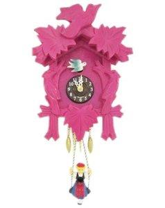 koekoeksklok roze