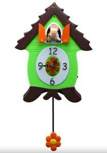 orangucoo koekoeksklok aap