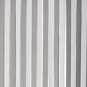 vliegengordijn kunststof stroken grijs