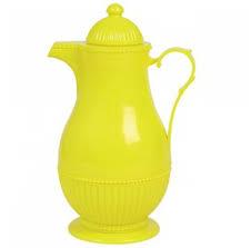 Thermoskan Kitsch geel