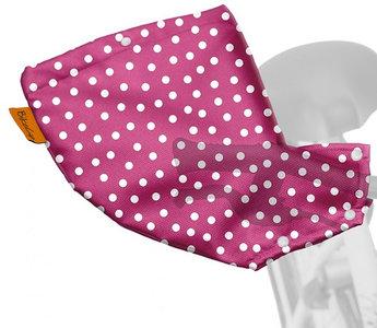 handmoffen handwarmers stippen roze