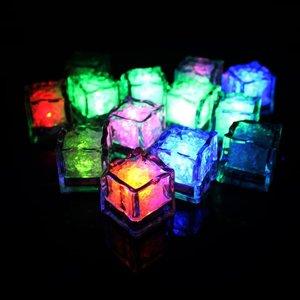 Led ijsblokjes (12 stuks)