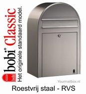 rvs brievenbus bobi classic