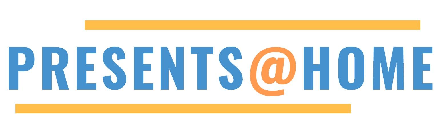 logo presentsathome